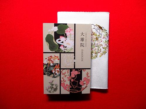 千種の花の丸襖絵完成記念セット「花」