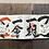 Thumbnail: 【墨書き】向かい達磨「一期一会」見開き2頁