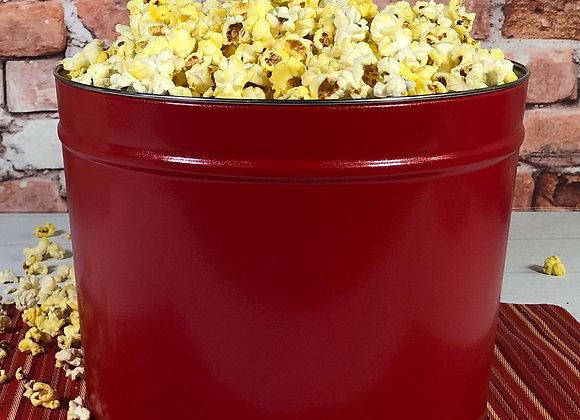 Famous Wesco Popcorn Tin