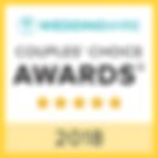 A.M. Productions Couple's Choice Award 2018