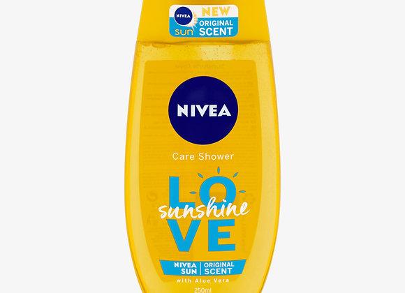Nivea Sunshine Love Shower Gel 250ml