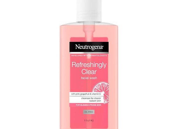 Neutrogena Refreshingly Clear Facial Wash