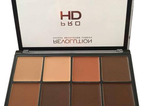 Revolution HD Pro Cream Contour Medium Dark