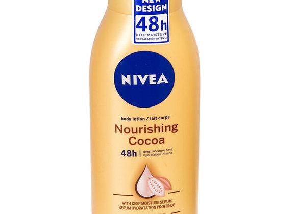 Nivea Body Lotion Nourishing Cocoa
