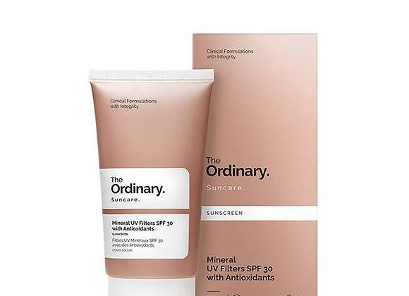The Ordinary Suncreen Mineral UV Filters SPF 30