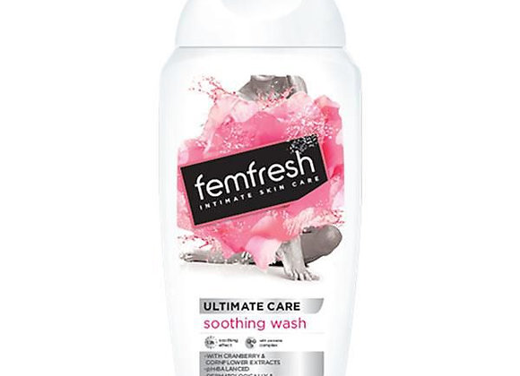 Femfresh Ultimate Care Soothing Wash 250ml