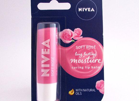Nivea Soft Rose Lip Balm