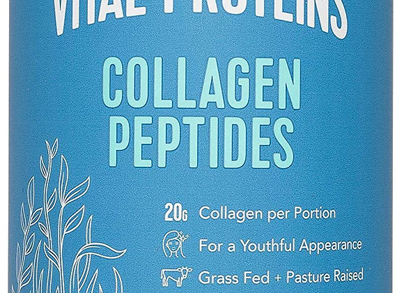 Vital Proteins Collagen Peptides- Unflavored