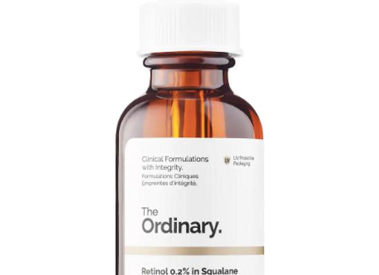 The Ordinary Retinol 0.2% in Squalene