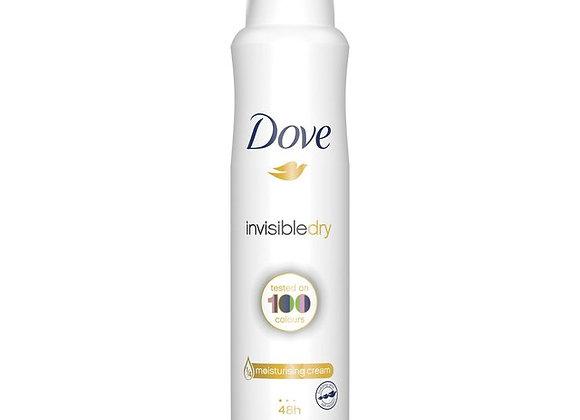 Dove Invisible Dry Anti-Perspirant Deodorant, 250ml