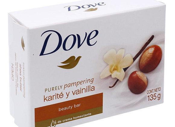 Dove Purely Pampering Vanilla Beauty Bar 135g