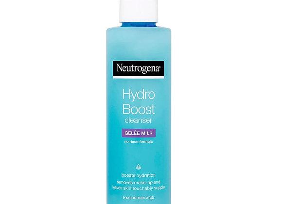 Neutrogena Hydro Boost Gelee Milk Cleanser, 200ml