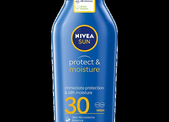 Nivea Protect & Moisture Lotion SPF30 200ml