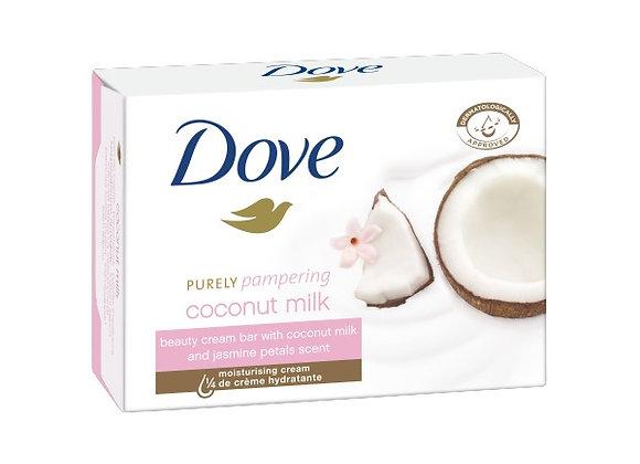 Dove Coconut Milk Soap Bar 135 g