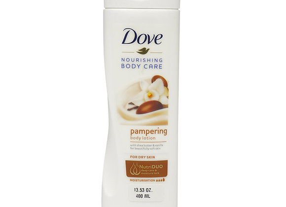 Dove Pampering Body Lotion 400ml