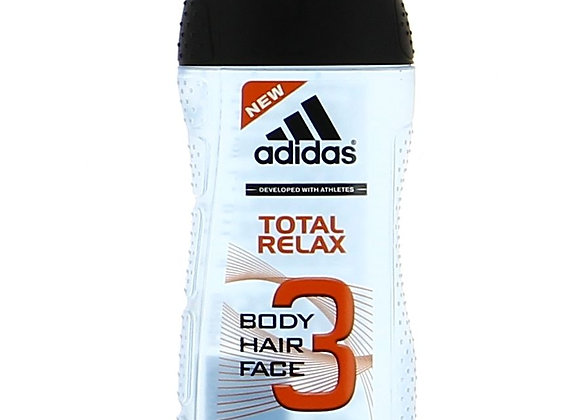 Adidas Total Relax Shower Gel 250ml