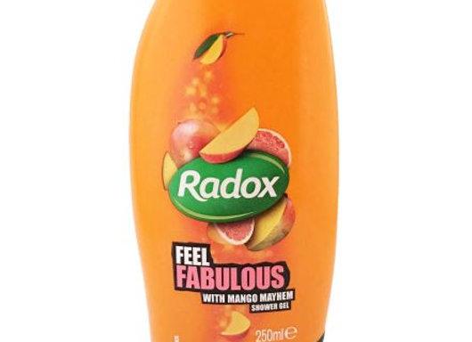 Radox Shower Gel Feel Fabulous 250ml
