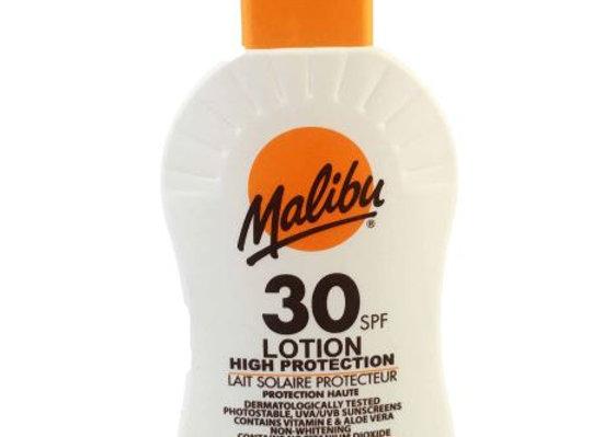 Malibu Sunscreen Lotion SPF 30  (200ml)