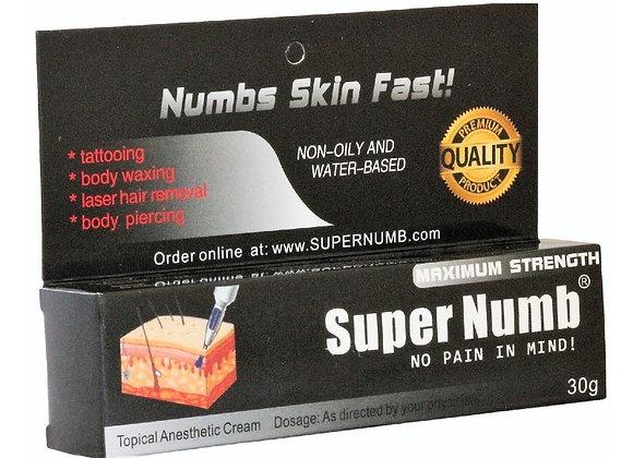SuperNumb Topical Numbing Cream 10g