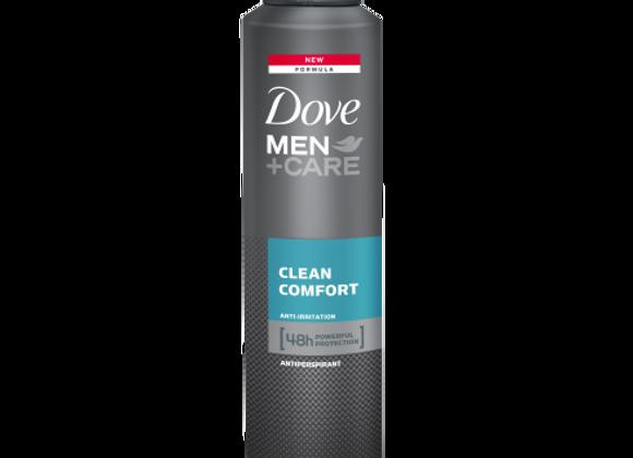 Dove Men+Care Deodorant Spray Clean Comfort 250ml