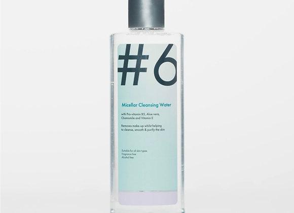 #6 Micellar Cleansing Water