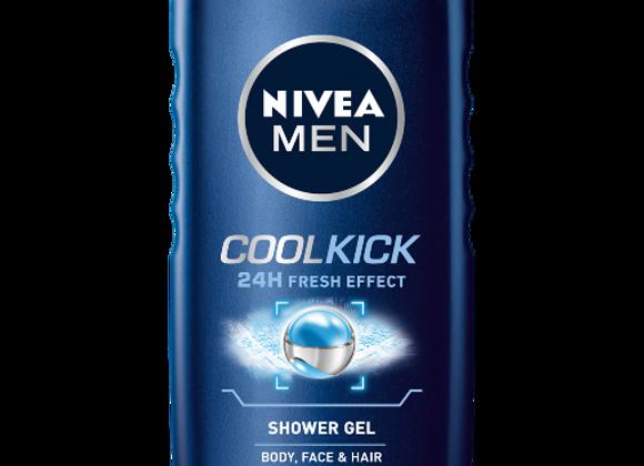 Nivea Men Cool Kick Shower Gel 250ml