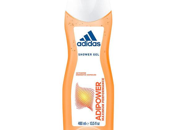 Adidas Adipower Maximum Performance Shower Gel For Women