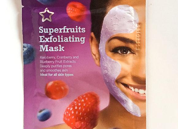 Superfruits Exfoliating Face Mask