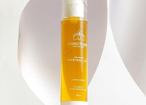 Qwezi Beauty Moringa Oil 120ml