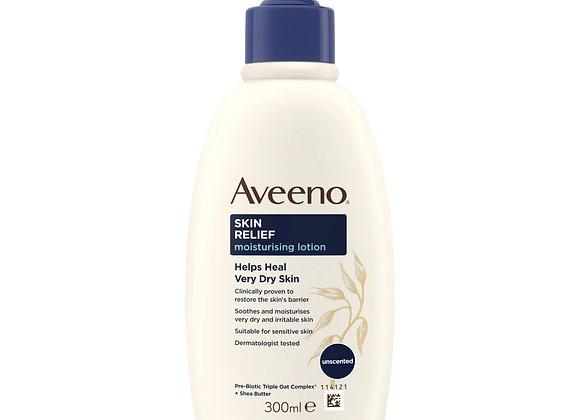 Aveeno Skin Relief Moisturising Lotion 300ml