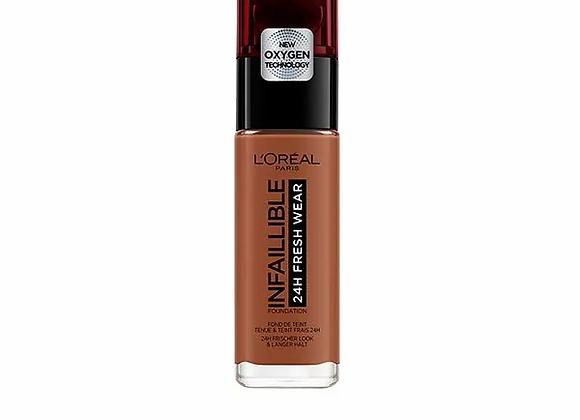 L'Oréal Paris Infallible 24hr Freshwear Liquid Foundation Shade 375