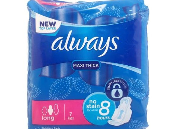 Always Maxi Thick 7pcs
