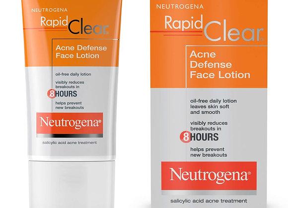 Neutrogena Rapid Clear Acne Defense Face Lotion 50ml