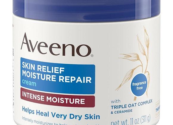Aveeno Skin Relief Moisture Repair Cream, 311g
