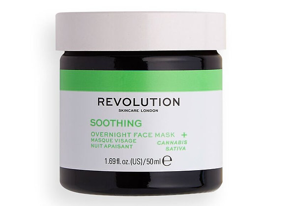 Revolution Angry Mood Soothing Overnight Face Mask