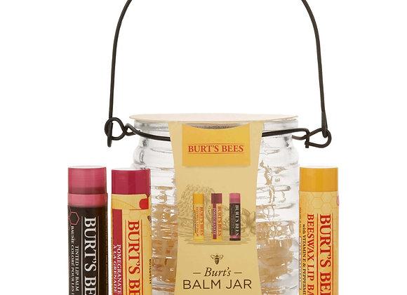 Burt's Bees Burt's Balm Jar Gift Set
