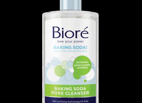 Biore Baking Soda Pore Cleanser 200ml