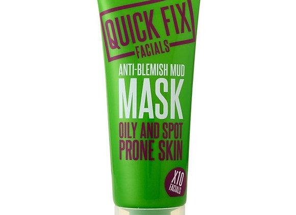 Quick Fix Facials Anti Blemish Mud Mask 100ml