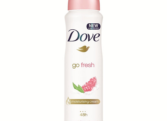 Dove Go Fresh Pomegranate & Lemon Antiperspirant Deodorant 250ml