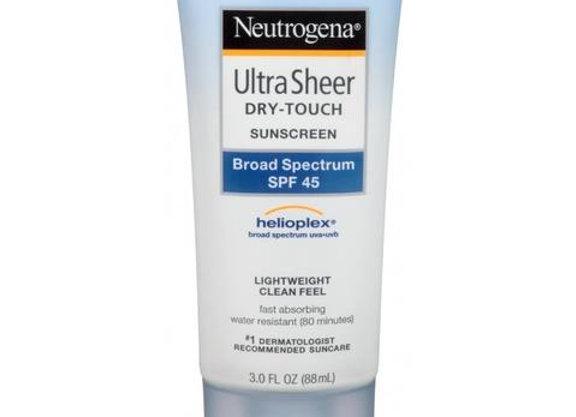 Neutrogena Ultra Sheer® Dry-Touch Sunscreen Broad Spectrum SPF 45  88ml