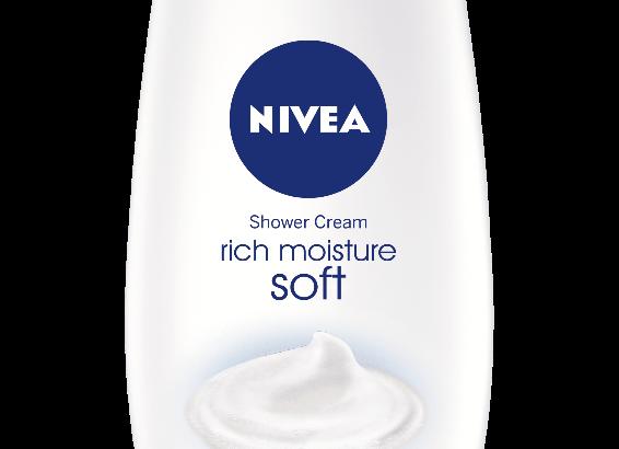 Nivea Shower Cream  Rich Moisture Soft, 250ml