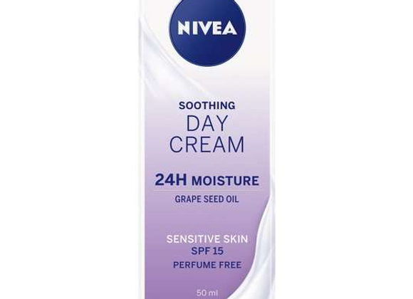 Nivea Soothing Day Cream