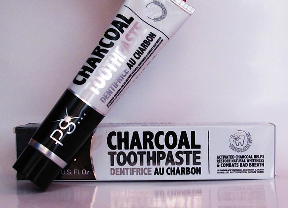 PS Charcoal Toothpaste 125ml