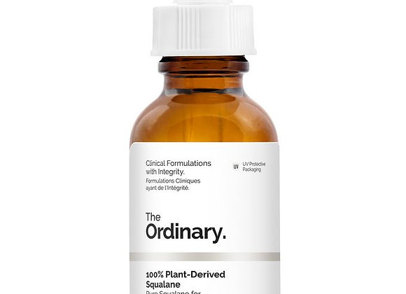 The Ordinary 100% Plant-Derived Squalene (30ml)