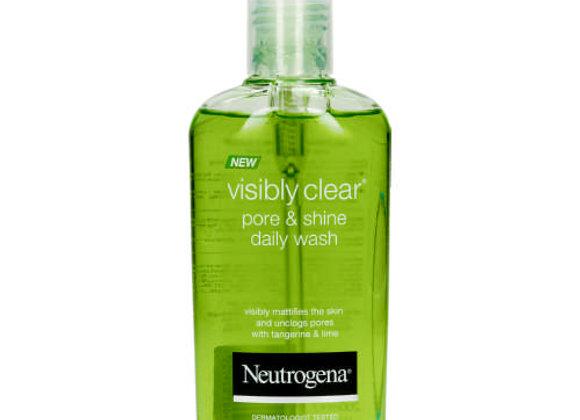 Neutrogena Visibly Clear Pore & Shine Daily Wash 200ml