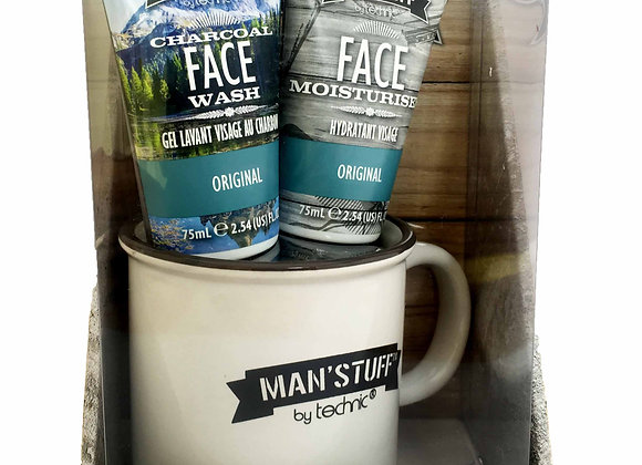 Technic Man'Stuff Man Mug Gift Set