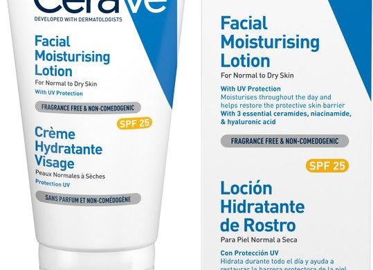 CeraVe AM Facial Moisturising Lotion 52ml