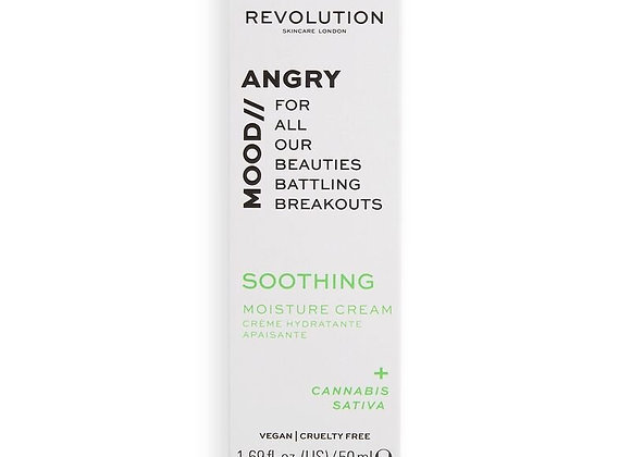 Revolution Angry Mood Soothing Moisture Cream