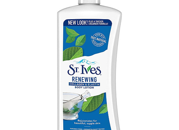 St. Ives Renewing Collagen & Elastin Body Lotion 621ml