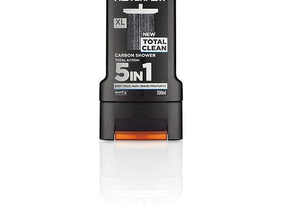 L'Oreal Men Expert Total Clean Shower Gel, 300ml